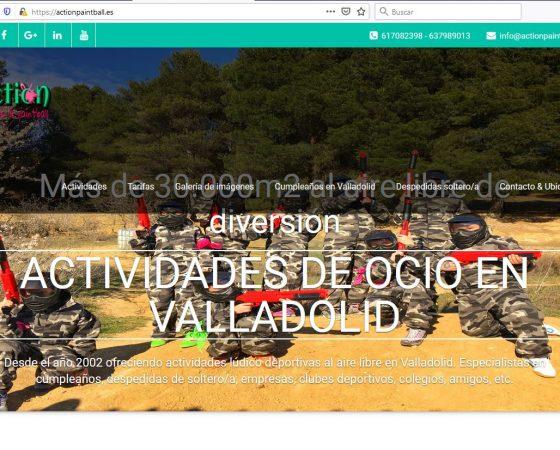ActionPaintball.es